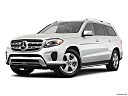 2019 Mercedes-Benz GLS-Class GLS 450 4MATIC, front angle medium view.