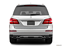 2019 Mercedes-Benz GLS-Class GLS 450 4MATIC, low/wide rear.