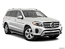2019 Mercedes-Benz GLS-Class GLS 450 4MATIC, front passenger 3/4 w/ wheels turned.