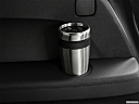 2019 Mercedes-Benz GLS-Class GLS 450 4MATIC, third row side cup holder with coffee prop.