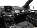 2019 Mercedes-Benz GLS-Class GLS 450 4MATIC, center console/passenger side.
