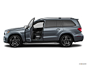 2019 Mercedes-Benz GLS-Class GLS550 4Matic, driver's side profile with drivers side door open.