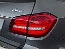 2019 Mercedes-Benz GLS-Class GLS550 4Matic, passenger side taillight.