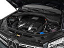 2019 Mercedes-Benz GLS-Class GLS550 4Matic, engine.
