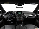 2019 Mercedes-Benz GLS-Class GLS550 4Matic, centered wide dash shot