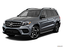 2019 Mercedes-Benz GLS-Class GLS550 4Matic, front angle medium view.