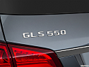 2019 Mercedes-Benz GLS-Class GLS550 4Matic, rear model badge/emblem