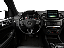 2019 Mercedes-Benz GLS-Class GLS550 4Matic, steering wheel/center console.