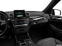 2019 Mercedes-Benz GLS-Class GLS550 4Matic, center console/passenger side.