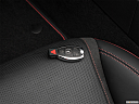 2019 Mercedes-Benz SLC-class SLC43 AMG, key fob on driver's seat.