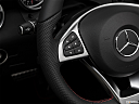 2019 Mercedes-Benz SLC-class SLC43 AMG, steering wheel controls (left side)
