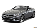 2019 Mercedes-Benz SLC-class SLC300, front angle view.