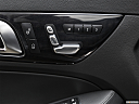 2019 Mercedes-Benz SLC-class SLC300, seat adjustment controllers.
