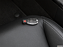 2019 Mercedes-Benz SLC-class SLC300, key fob on driver's seat.