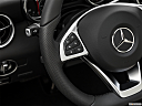 2019 Mercedes-Benz SLC-class SLC300, steering wheel controls (left side)