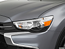 2019 Mitsubishi Outlander Sport ES 2.0, drivers side headlight.
