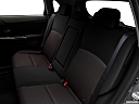 2019 Mitsubishi Outlander Sport ES 2.0, rear seats from drivers side.