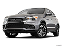 2019 Mitsubishi Outlander Sport ES 2.0, front angle view, low wide perspective.