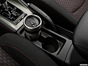 2019 Mitsubishi Outlander Sport ES 2.0, cup holder prop (primary).