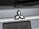 2019 Mitsubishi Outlander Sport ES 2.0, rear manufacture badge/emblem