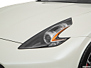 2019 Nissan 370Z Nismo, drivers side headlight.
