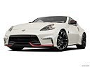 2019 Nissan 370Z Nismo, front angle view, low wide perspective.