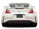 2019 Nissan 370Z Nismo, low/wide rear.