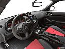2019 Nissan 370Z Nismo, interior hero (driver's side).