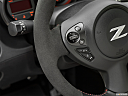 2019 Nissan 370Z Nismo, steering wheel controls (left side)