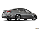 2019 Nissan Altima 2.5 Platinum, low/wide rear 5/8.