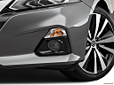 2019 Nissan Altima 2.5 Platinum, driver's side fog lamp.