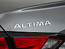 2019 Nissan Altima 2.5 Platinum, rear model badge/emblem