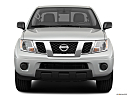 2019 Nissan Frontier SV, low/wide front.