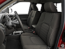 2019 Nissan Frontier SV 4-Cylinder, front seats from drivers side.