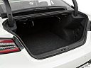 2019 Nissan Maxima Platinum, trunk open.