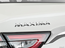 2019 Nissan Maxima Platinum, rear model badge/emblem
