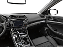 2019 Nissan Maxima Platinum, center console/passenger side.