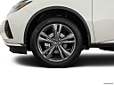2019 Nissan Murano Platinum, front drivers side wheel at profile.
