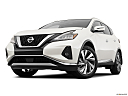 2019 Nissan Murano SL, front angle view, low wide perspective.