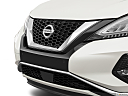 2019 Nissan Murano SL, close up of grill.