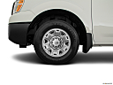 2019 Nissan NV2500 HD Cargo SV V6, front drivers side wheel at profile.