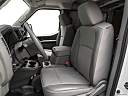 2019 Nissan NV2500 HD Cargo SV V6, front seats from drivers side.