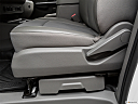 2019 Nissan NV2500 HD Cargo SV V6, seat adjustment controllers.