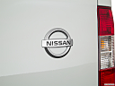 2019 Nissan NV2500 HD Cargo SV V6, rear manufacture badge/emblem
