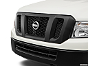 2019 Nissan NV2500 HD Cargo SV V6, close up of grill.