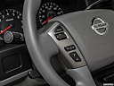 2019 Nissan NV2500 HD Cargo SV V6, steering wheel controls (left side)