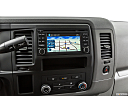 2019 Nissan NV2500 HD Cargo SV V6, driver position view of navigation system.