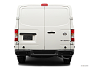 2019 Nissan NV2500 HD Cargo SV V6, low/wide rear.