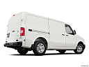 2019 Nissan NV2500 HD Cargo SV V6, low/wide rear 5/8.