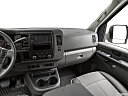 2019 Nissan NV2500 HD Cargo SV V6, center console/passenger side.